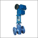 Electric control Pinch Valve--Introduced BELLAGJ Type