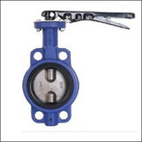 BSWA Hand Lever Wafer Centre Line Butterfly Valve