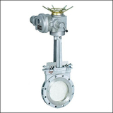 BZ973 Electric Knife Gate       Valve