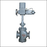 Electric Double-seat Control Valve--Classic ZAZN Type