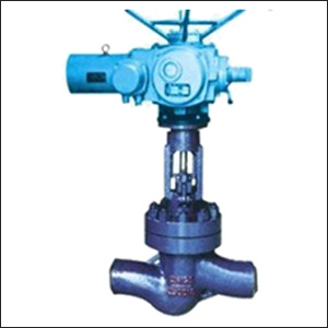 BJ961 Electric High  Pressure Globe Valve