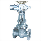 BZ941 Electric Wedge Gate    Valve