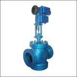Electric Single-seat Control Valve-- Introduced BELLAZP Type