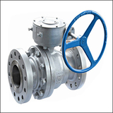 BWAQ Worm Gear O Port           Ball Valve