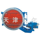ZKYVB-0.05 Type Electric                  Louver round valve