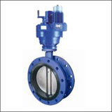 Economical ZAJWF Flange Center Line Electric Butterfly Valve