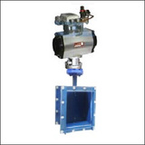 BGTZF-F Type Pneumatic         square dampers